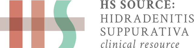 HS Source: Hidradenitis Suppurativa clinician resource logo