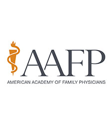 American Academy of Family Physicians (AAFP) logo