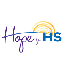 Hope for HS logo
